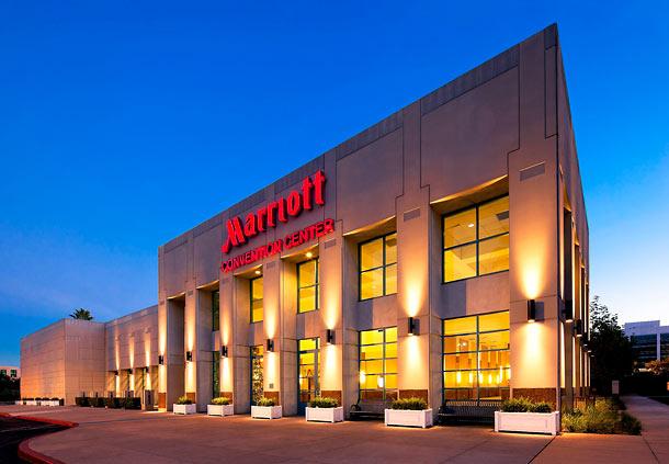 marriott los angeles & burbank airport